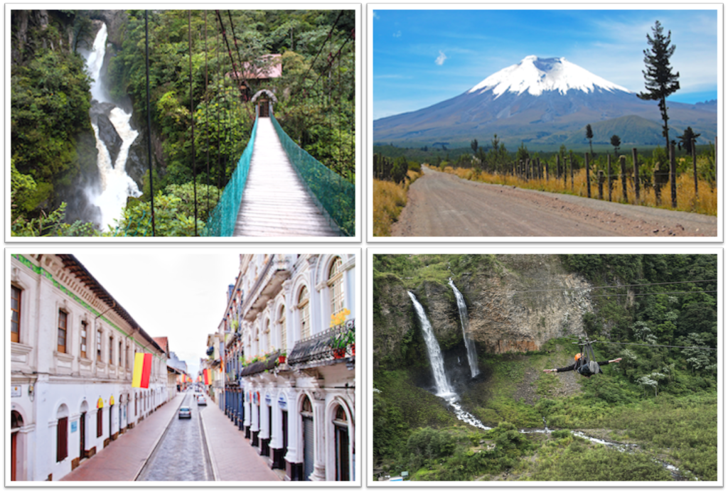 Travel Services In Ecuador
