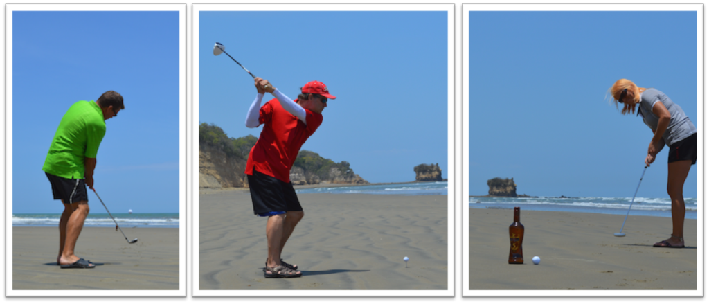 BeachGolf