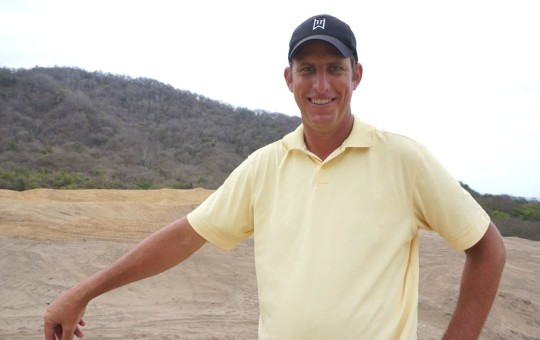 A Golf Professional Joins Ceibo Valley Golf Construction Team