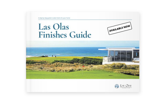 Las Olas Finishes Guide – A Touch of Class