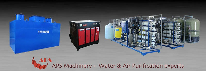 Three-phase Wastewater Treatment Plant - Golf Courses In